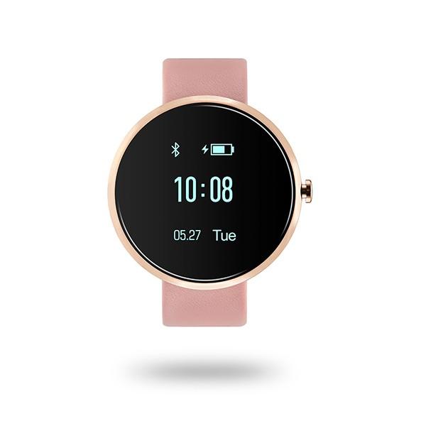 Sinji Health Watch Rose Gold sport horloge