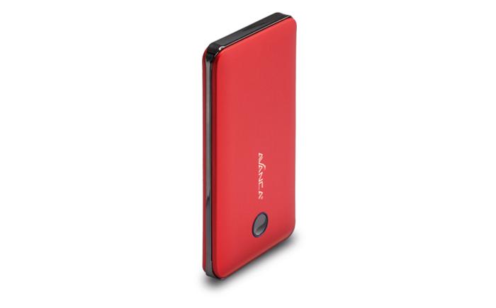 Powerbar Pro 5000 rood
