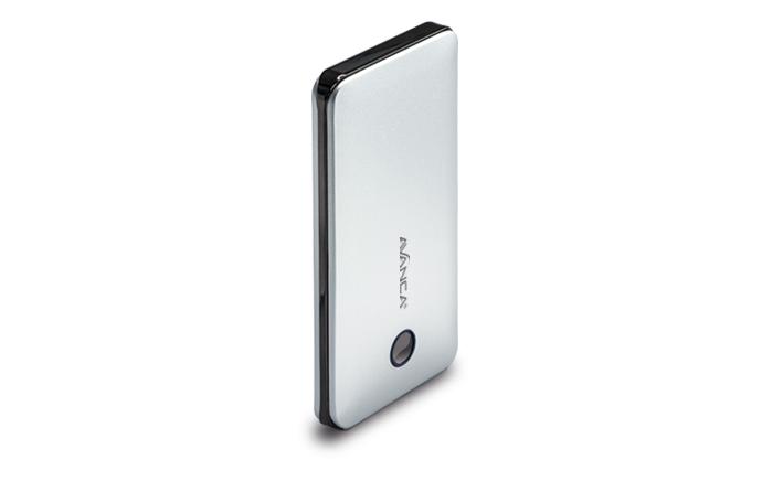 Powerbar Pro 5000 zilver