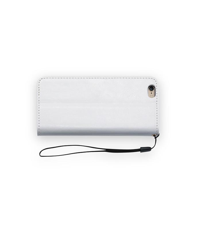 Wallet case iPhone 6-6s wit