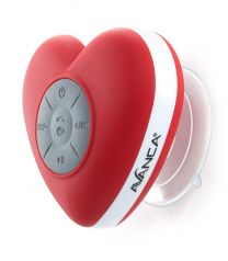 AVANCA Waterproof Heart Speaker