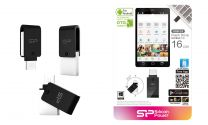 Silicon Power Mobile X21 micro-USB USB 2.0 USB-stick 16GB