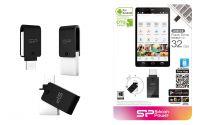 Silicon Power Mobile X21 micro-USB USB 2.0 USB-stick 32GB
