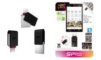 Silicon Power Mobile X31 micro-USB USB 3.0 USB-stick 16GB