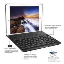 PU Folio Keyboard Case iPad Pro 10.5