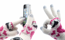 AVANCA® touchscreen handschoenen winter romance