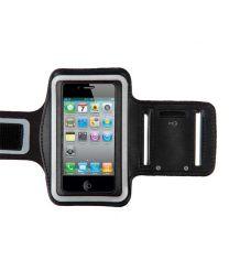 Sportarmband voor iPhone 4/4S zwart
