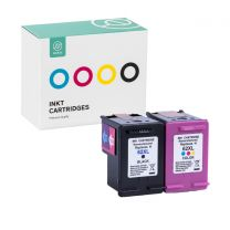 Ink HP 62XL Black + HP 62XL Color