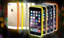 Light up case for iPhone