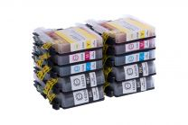 Ink Brother LC223 (4)BK +(2)BL + (2)RD + (2)YL