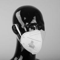 N95/ FFP2  gezichtsmasker/ mondkapje van Dasheng (DTC3X) - Wit - 20 stuks-  CE 0194