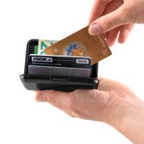 Security Card Wallet zwart